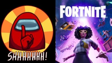 Photo of Fortnite leak reveals crossover with Among Us
